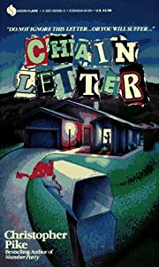 Chain Letter (Avon Flare Book) af…