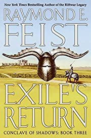 Exile's Return (Conclave of Shadows, Book 3)…