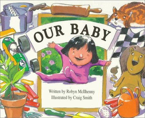 Our Baby (Voyages Series), McIlhenny, Robyn