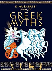 D'aulaire's Book of Greek Myths…