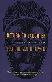 Return to Laughter: An Anthropological Novel…