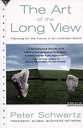 Image for The Art of the Long View: Planning for the Future in an Uncertain World