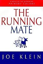 The Running Mate by Joe Klein