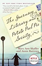 The Guernsey Literary and Potato Peel Pie…