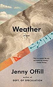 Weather de Jenny Offill