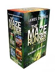 The Maze Runner Series (Maze Runner) por…