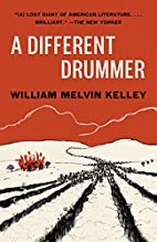 A Different Drummer by William M. Kelley
