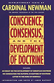 Conscience, Consensus and the Development of…