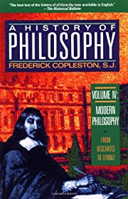A History of Philosophy, Volume IV: From…