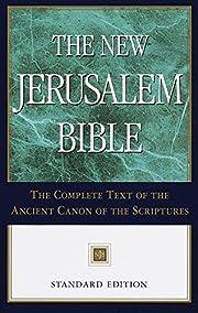 The New Jerusalem Bible: Standard edition af…