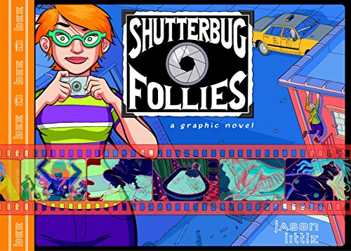 Shutterbug Follies: Graphic Novel (Doubleday Graphic Novels), Little, Jason