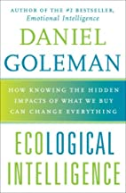 Ecological Intelligence: How Knowing the…