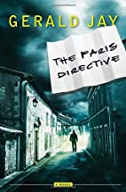The Paris Detective: A Novel by Gerald Jay