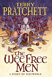The Wee Free Men (Discworld Novels) by Terry…