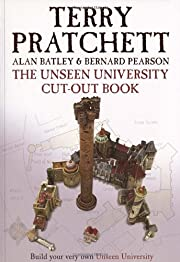 The Unseen University Cut Out Book de Terry…
