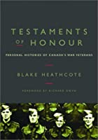 Testaments of honour by Blake Heathcote