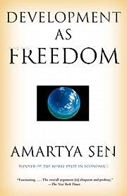 Development as Freedom af Amartya Sen