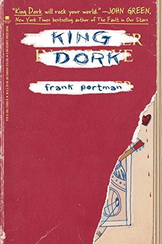 King Dork written by Frank Portman