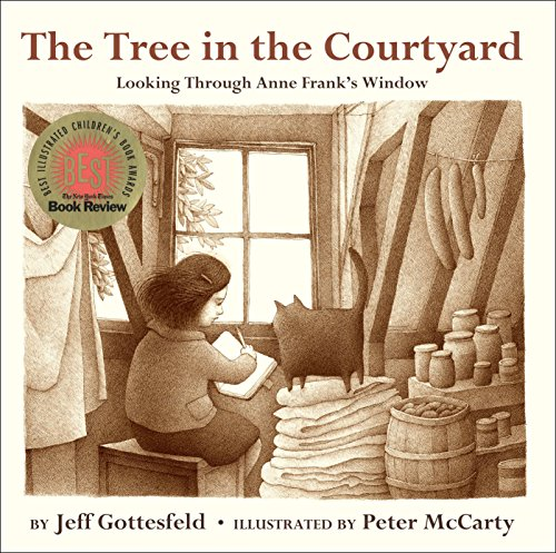 The tree in the courtyard :