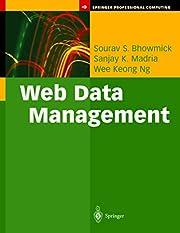 Web Data Management por Sourav S. Bhowmick