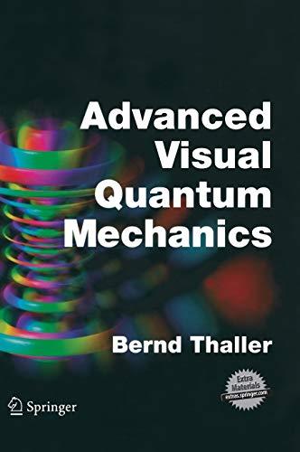 PDF] Advanced Visual Quantum Mechanics | Free eBooks