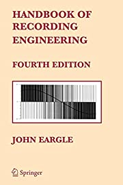 Handbook of Recording Engineering de John…