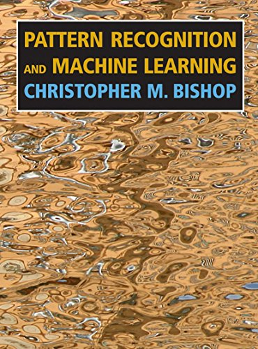 Kindle} pattern recognition and machine learning [k. I. N. D. L. E] by.