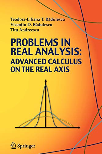 PDF] Problems in Real Analysis: Advanced Calculus on the Real Axis