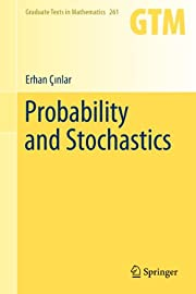 Probability and Stochastics (Graduate Texts…
