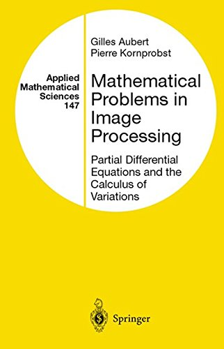 PDF] Mathematical Problems in Image Processing: Partial Differential