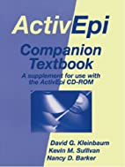 ActivEpi Companion Textbook by David G.…