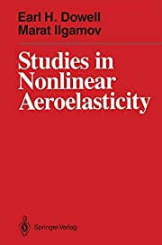 Studies in Nonlinear Aeroelasticity by Earl…