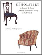 Upholstery in America and Europe from the…