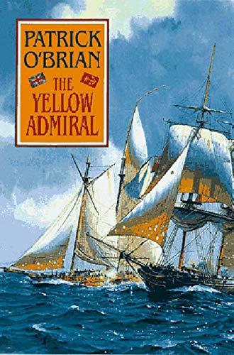 The Yellow Admiral, O'Brian, Patrick
