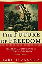 The future of freedom : illiberal democracy…