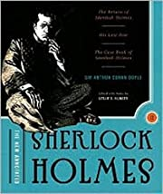 The New Annotated Sherlock Holmes: The…