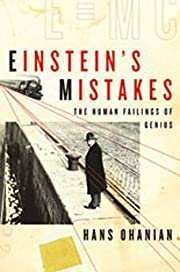 Einstein's Mistakes av Hans C. Ohanian