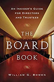 The Board Book: An Insider's Guide for…