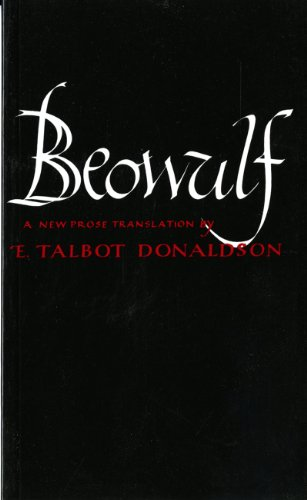 Beowulf: A New Prose Translation