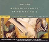 Norton recorded anthology of western music. Classic to modern