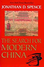 The Search for Modern China by Jonathan D.…