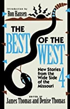Best of the West 4: New Stories from the…