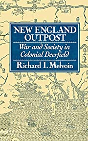 New England outpost : war and society in…