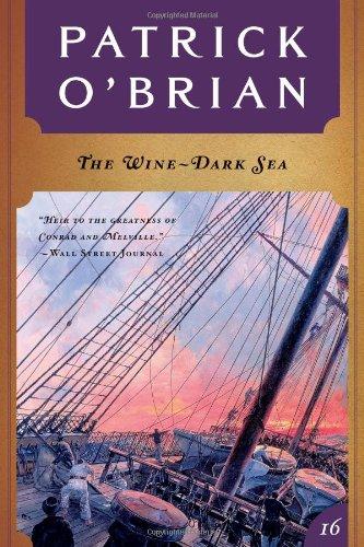 The Wine-Dark Sea (Vol. Book 16) (Aubrey/Maturin Novels), O'Brian, Patrick