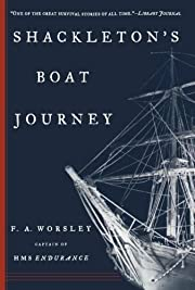 Shackleton's Boat Journey por Frank Arthur…