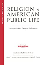 Religion in American public life : living…