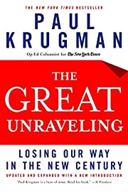 The Great Unraveling: Losing Our Way in the…