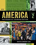 America: The Essential Learning Edition…