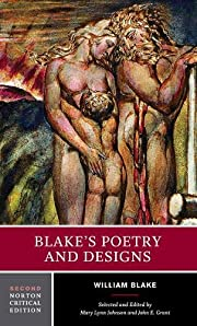 Blake's Poetry and Designs (Norton Critical…