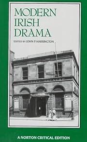 Modern Irish Drama (Norton Critical…